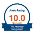 Avvo lawyer badge