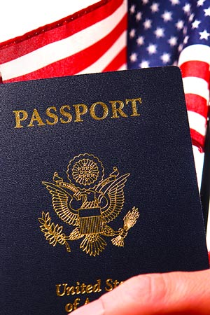 US sitizenship passport